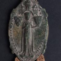 Merton MCR646 seal of Ela of Warwick.jpg